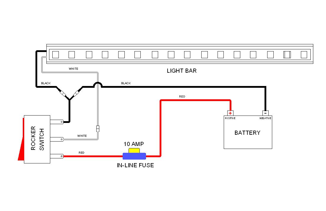 Speedtech Light Bar Wiring Diagram from www.millstoneautomotive.com